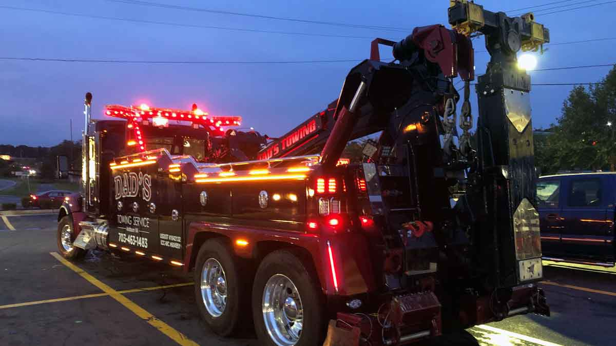 Big Truck Towing Ashburn
